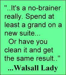 comment from lady who had upholstery cleaned by bccb